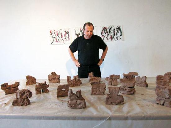 Alain Kirili Rsistance Alain Kirili39s Monument in Grenoble artcritical