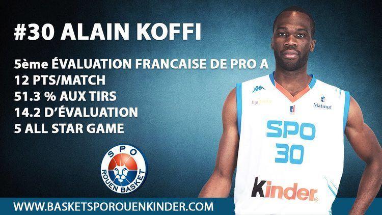 Alain Koffi Alain Koffi 30 Highlights Pro A 201415 SPO Rouen