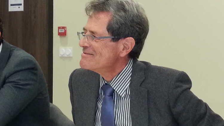 Alain Milon Le snateur Alain Milon candidat la prsidence des Rpublicains en