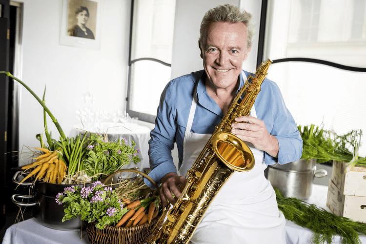 Alain Passard Alain Passard le chef nourrit son art de la cuisine lgumire