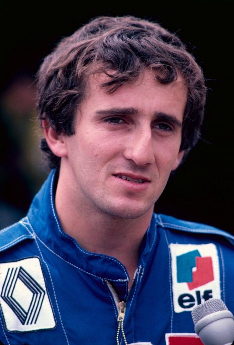 Alain Prost Alain Prost Signs On As Renault Brand Ambassador