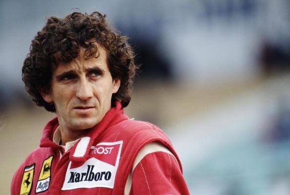 Alain Prost Top 20 Greatest F1 Racers Alain Prost