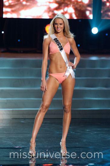 Alaina Bergsma Miss Oregon USA 2012 Alaina Bergsma