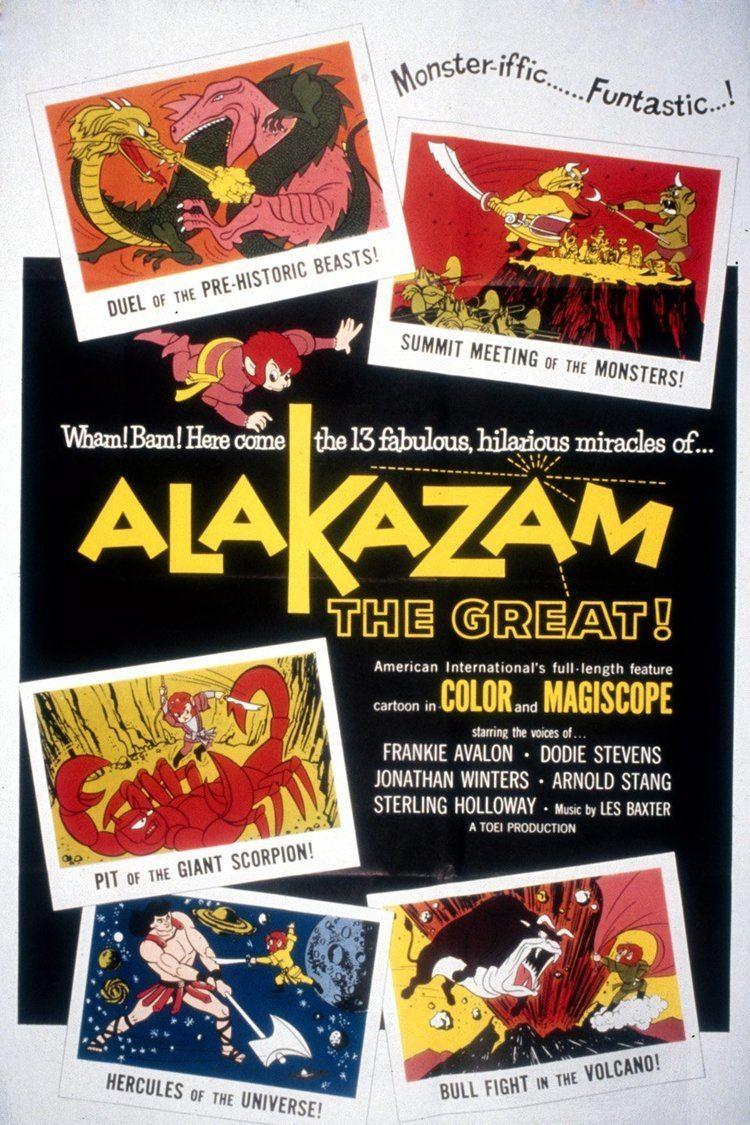 Alakazam the Great wwwgstaticcomtvthumbmovieposters7178p7178p