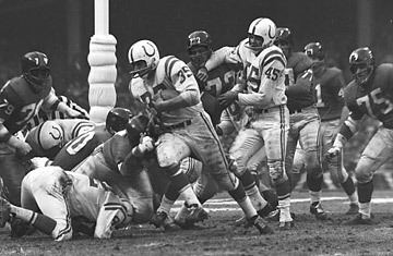 Alan Ameche Alan Ameche Legends of the NFL39s quotGreatest Game Everquot TIME