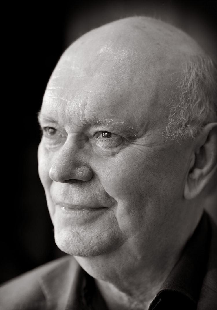 Alan Ayckbourn Playwright Alan Ayckbourn At Seattle39s ACT For American