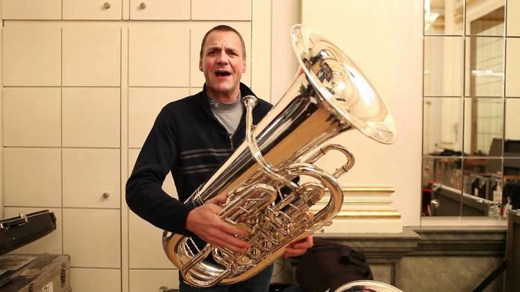 Alan Baer Meet Philharmonic Principal Tuba Alan Baer and His Three