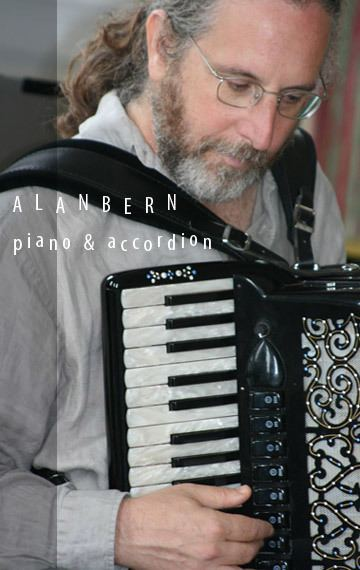 Alan Bern Alan Bern pianist accordionist composer teacher