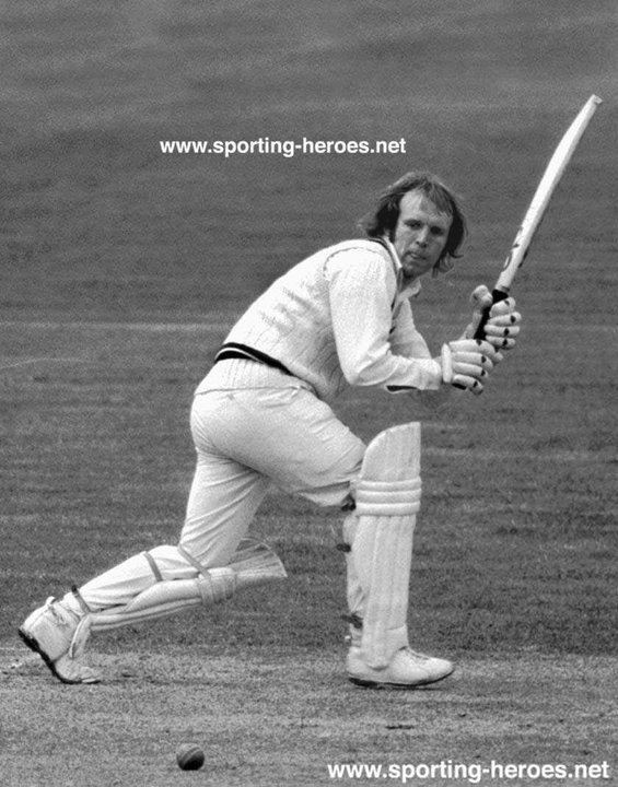 Alan Butcher Test Profile 1979 England