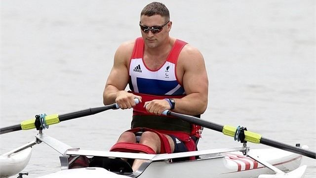 Alan Campbell (rower) Alan Campbell on Tom Aggar Paralympics Channel 4