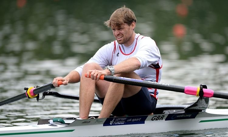 Alan Campbell (rower) Great Britain omit Alan Campbell from World Rowing