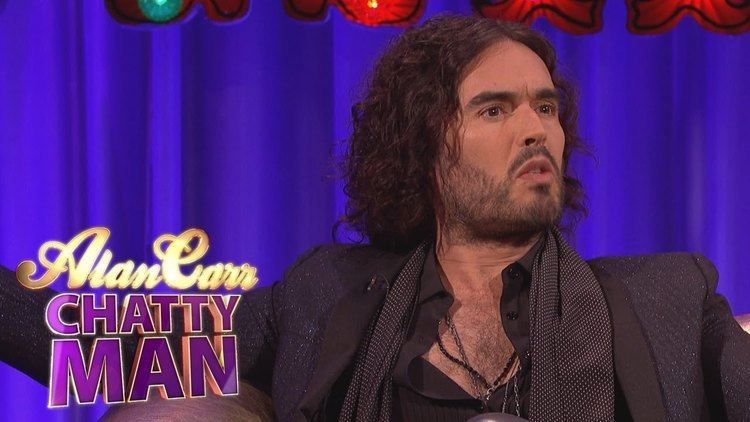 Alan Carr (politician) Russell Brand On Politicians In Kitchens Alan Carr Chatty Man