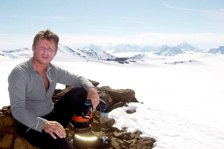 Alan Chambers (explorer) Go Outdoors Week interview with Alan Chambers polar explorer