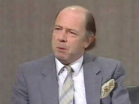 Alan Coren Alan Coren Talks To Clive James 1987 YouTube