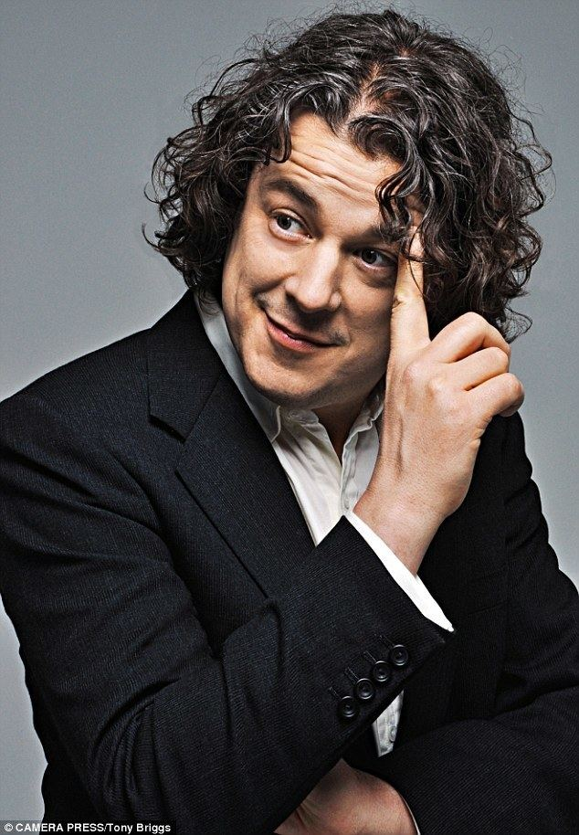 Alan Davies Alan Davies Ive had to live with the absence of my mother since