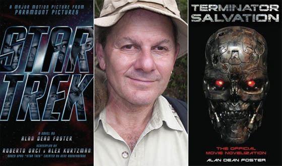 Alan Dean Foster Blogs Author Alan Dean Foster Reveals the Secret to