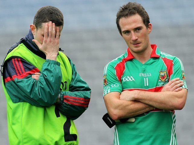 Alan Dillon Dillon calls for changes in Mayo RT Sport