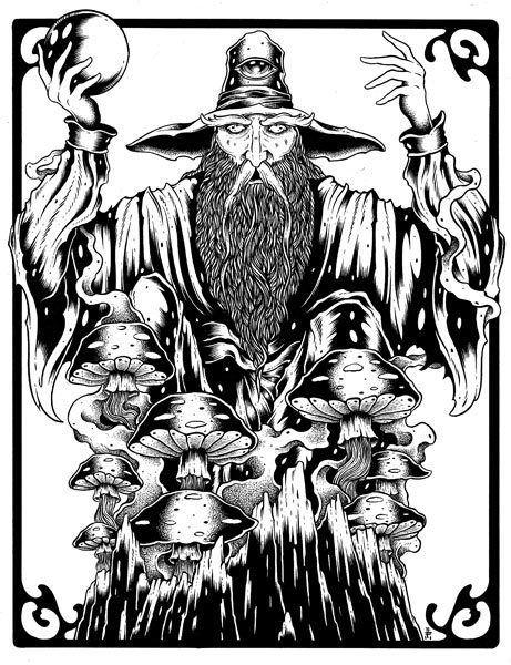 Alan Forbes Alan Forbes39 Rock Poster Art gingerslim