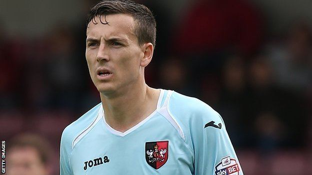 Alan Gow BBC Sport Alan Gow Bristol Rovers await ankle injury