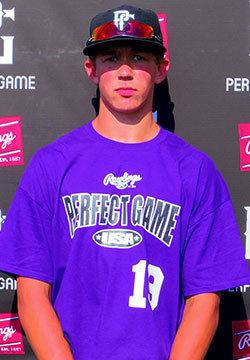 Alan Guild Alan Guild Player Profile Perfect Game USA