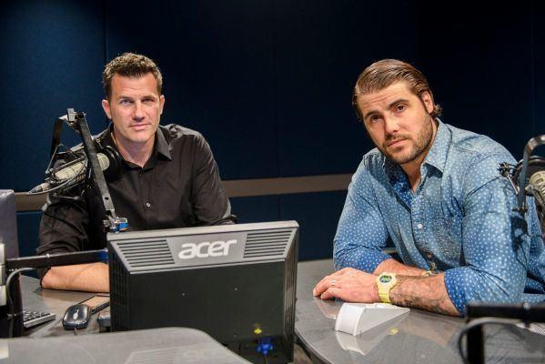 Alan Hahn Rick DiPietro and Alan Hahns Hahn Humpty ESPN radio show coming