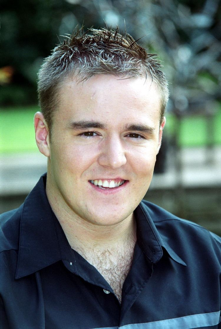 Alan Halsall Alan Halsall Characters Cast and Profiles What39s on TV