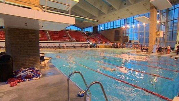 Alan Higgs Coventry 50m pool plan for Alan Higgs Sports Centre BBC News