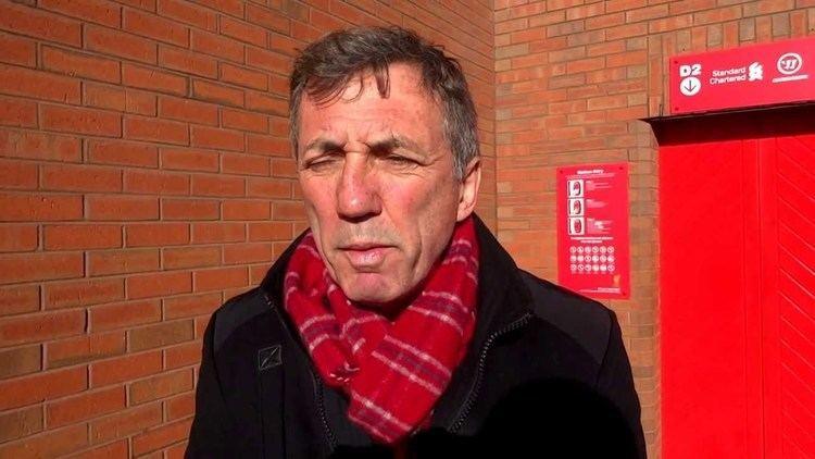 Alan Kennedy Liverpool FC Legend Alan Kennedy On Women39s Football