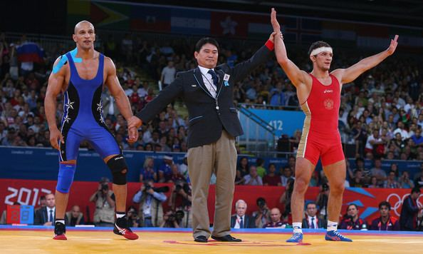 Alan Khugayev Karam Mohamed Gaber Ebrahim Photos Olympics Day 10
