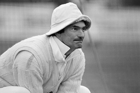 Greatest wicketkeepers of all time Alan Knott