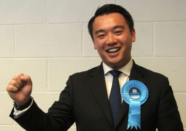 Alan Mak (politician) General Election Alan Mak holds Havant for Tories