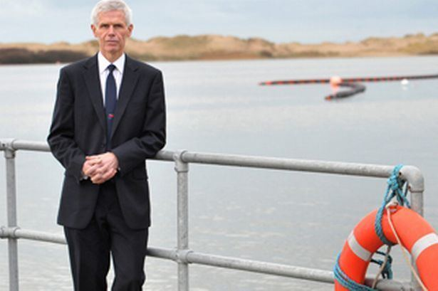 Alan Massey Vice Admiral Sir Alan Massey says cuts to Mersey coastguard service