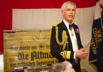 Alan Massey The HMS Cossack Association Reunions
