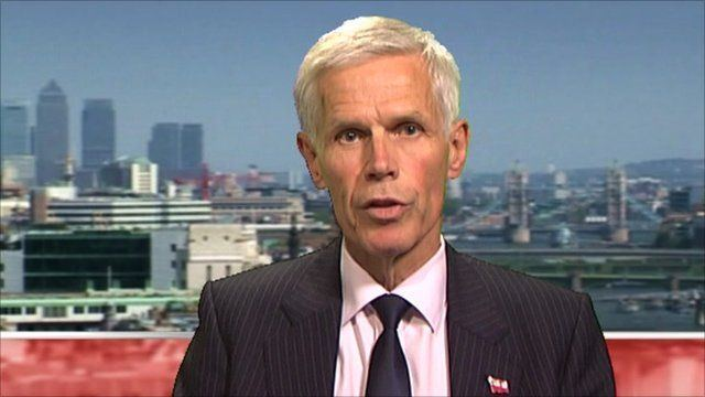 Alan Massey Sir Alan Massey very satisfied with coastguard plans BBC News