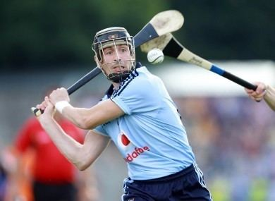 Alan McCrabbe Dublin hurlers welcome Alan McCrabbe back to the fold for 2014 season
