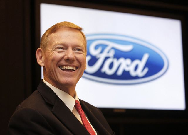 Alan Mulally Alan Mulally former Ford Motor Company CEO joining