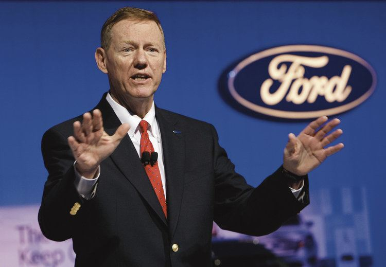 Alan Mulally DailyTech Microsoft39s Next CEO Could be Ford39s Alan Mulally