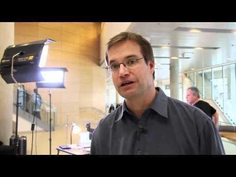 Alan Nursall Daily Planet39 visits York University YouTube