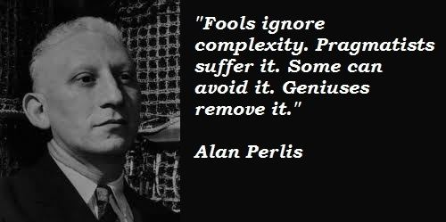 Alan Perlis Alan Perlis Biography Alan Perlis39s Famous Quotes