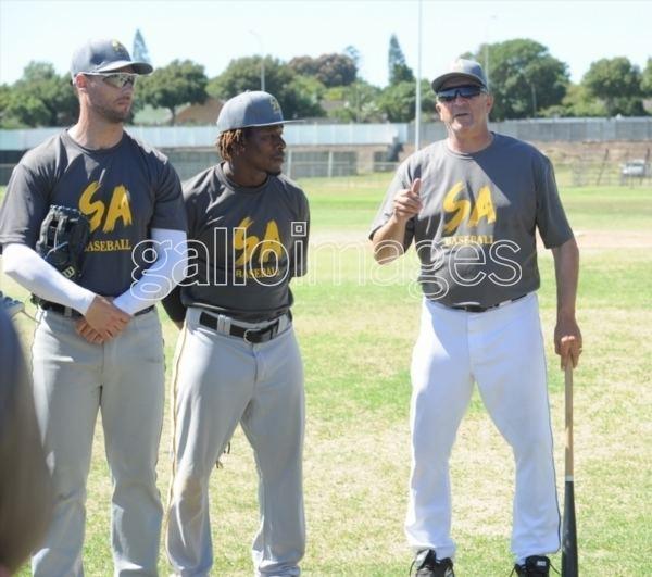 Alan Phillips (baseball) Gallo Images Gallo Images TL1241768jpg coach alan phillips