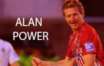 Alan Power theimpska Midfielder Alan Power