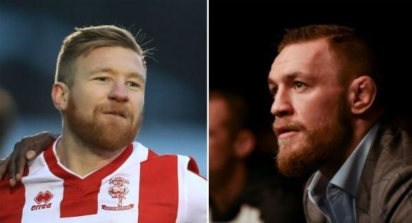 Alan Power Footballer Alan Power talks about growing up with Conor McGregor in