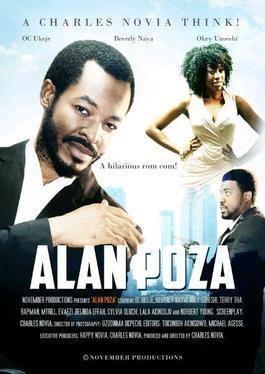 Alan Poza movie poster