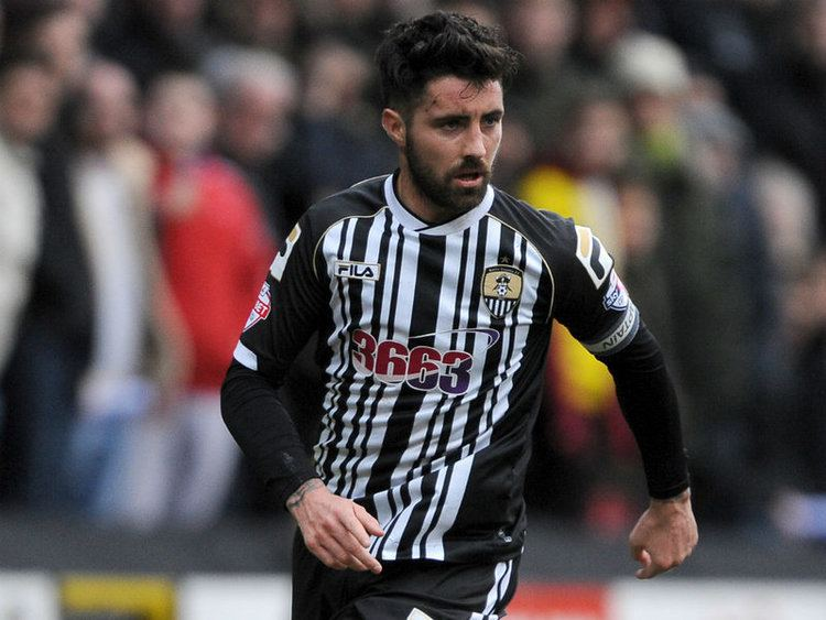 Alan Sheehan Alan Sheehan Notts County Player Profile Sky Sports