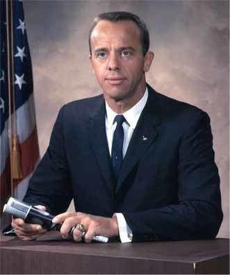 Alan Shepard Alan Shepard Wikipedia the free encyclopedia