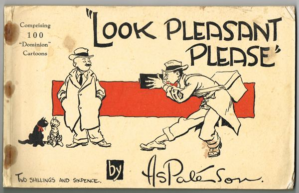 Alan Stuart Paterson Alan Stuart Paterson 24 January 1902 16th June 1968 Pikitia Press