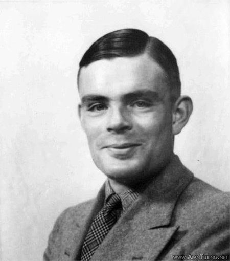 Alan Turing Turing Father of the Modern Computer