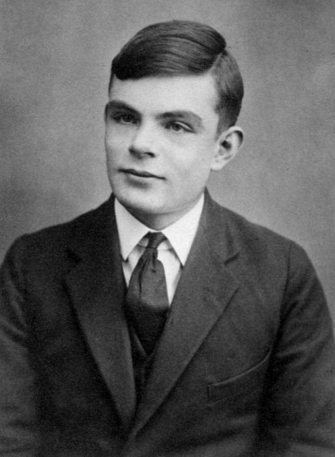 Alan Turing Alan Turing Wikipedia the free encyclopedia