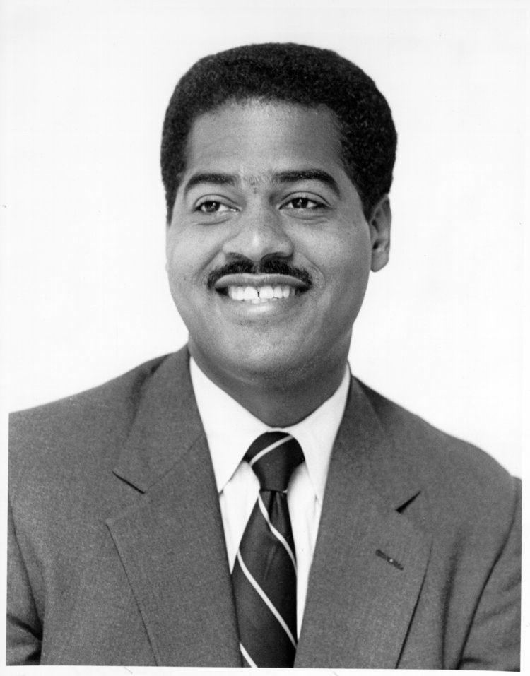 Alan Wheat Photograph of Alan Wheat Black Archives of MidAmerica Kansas City