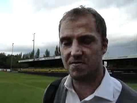 Alan White (English footballer) Alan White postHarrogate Town YouTube